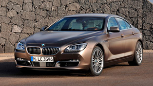 2013 BMW 640i Gran Coupe Pricing - $76 895