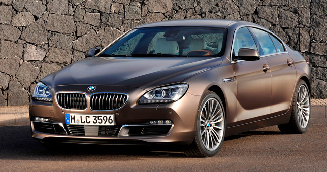 2013 BMW 640i Gran Coupe