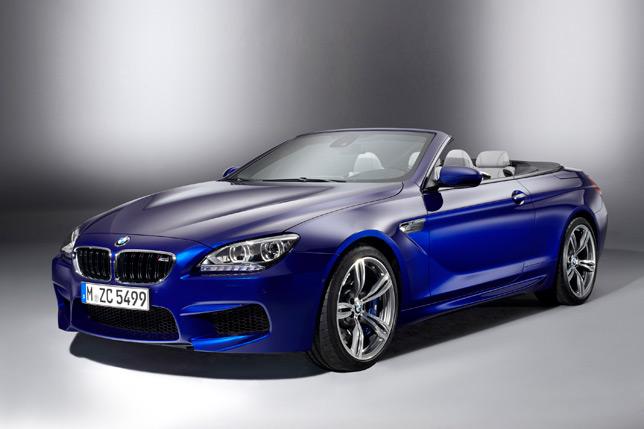 BMW M6 Convertible (2013)