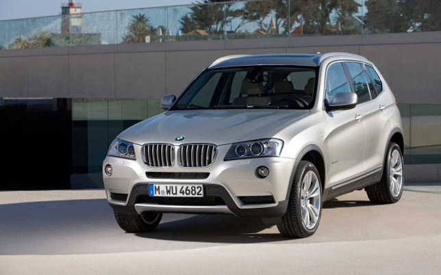 2013 bmw x3 with new 4 cylinder twinpower turbo engine. Black Bedroom Furniture Sets. Home Design Ideas