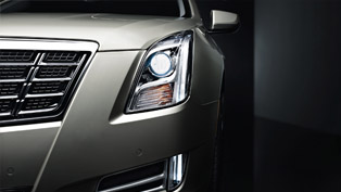 2013 Cadillac XTS Lighting - Luxury and Inspiration