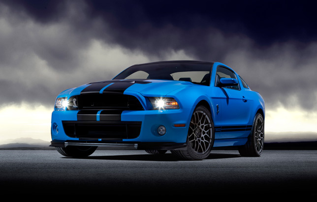 Ford SVT Shelby GT500 Coupe (2013)