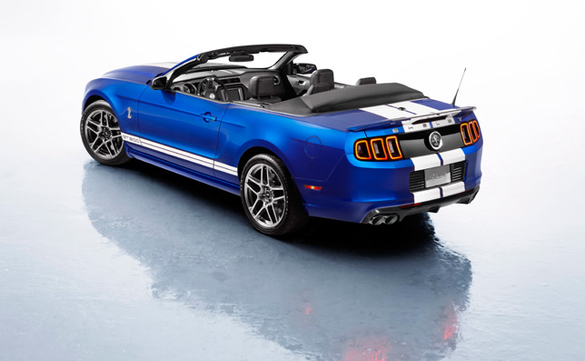 Ford SVT Shelby GT500 (2013)