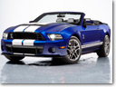 20 Years of SVT and 2013 Ford Shelby GT500 Convertible