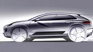 2013 Porsche Macan [sketch]