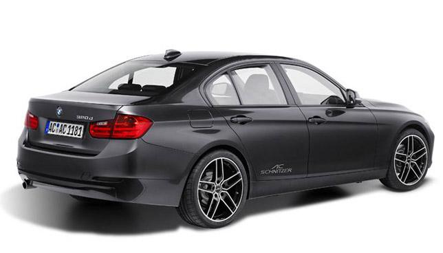AC Schnitzer BMW 3-Series F30 rear