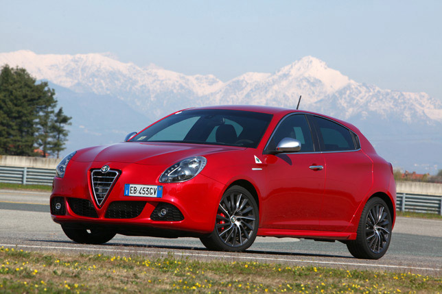 Alfa Romeo Giulietta (QV)