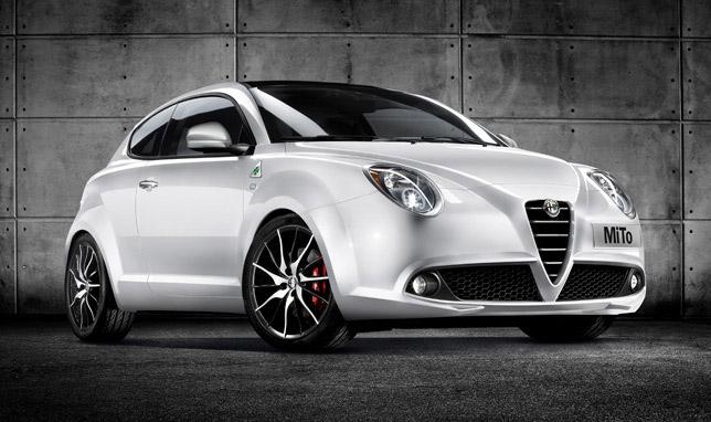 Alfa Romeo Mitto (QV)
