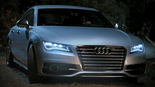 Audi 2012 Game Day Commercial [HD video]