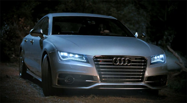 audi 2012 game day commercial hd video
