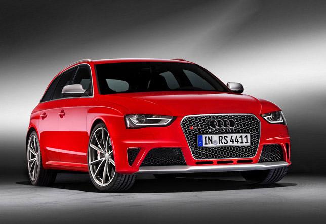 Audi RS4 Avant (2013)