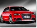 New Audi RS 4 Avant