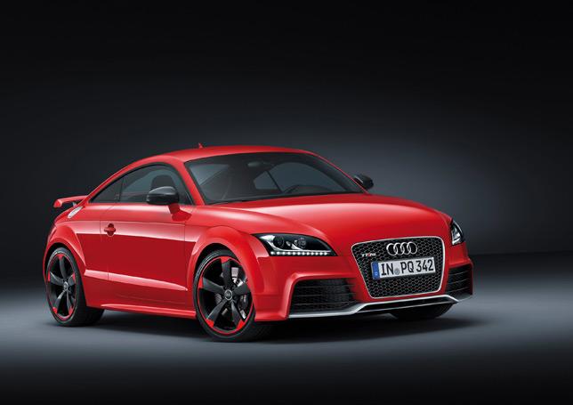 Audi TT RS plus (2013)
