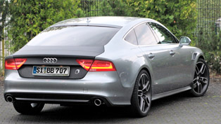 B&B Audi A7 3.0 BiTDI Sport - 390 PS and 760 Nm