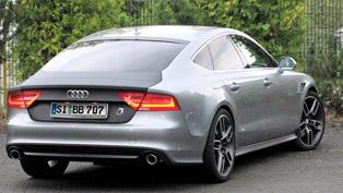 B&B Audi A7 3.0 BiTDI Sport - 390 PS and 760 Nm