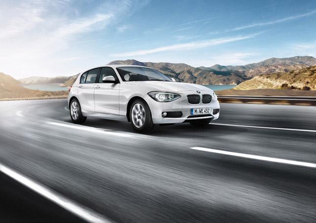 BMW 116d EfficienDynamics Edition (2013)