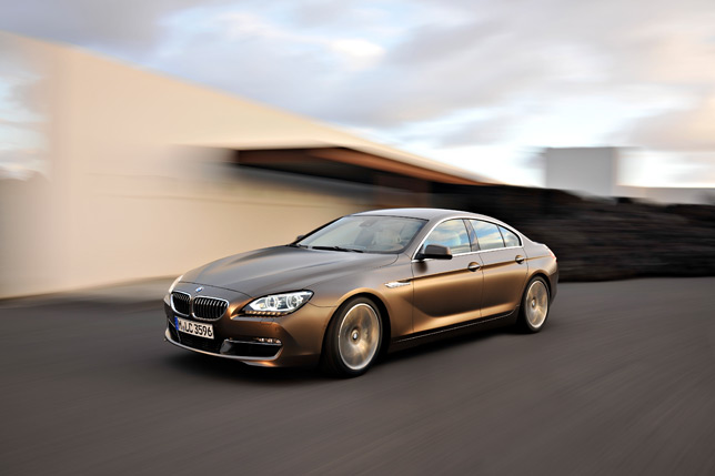 BMW 6 Gran Coupe (2013)