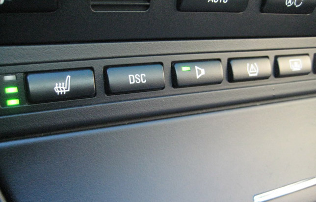 BMW DSC button E46