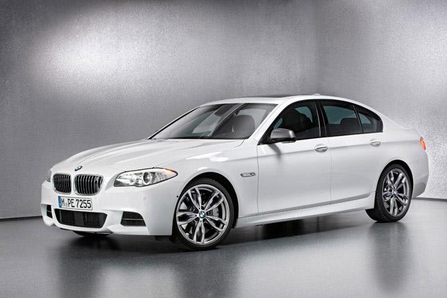 BMW M550d xDrive Sedan (2013)