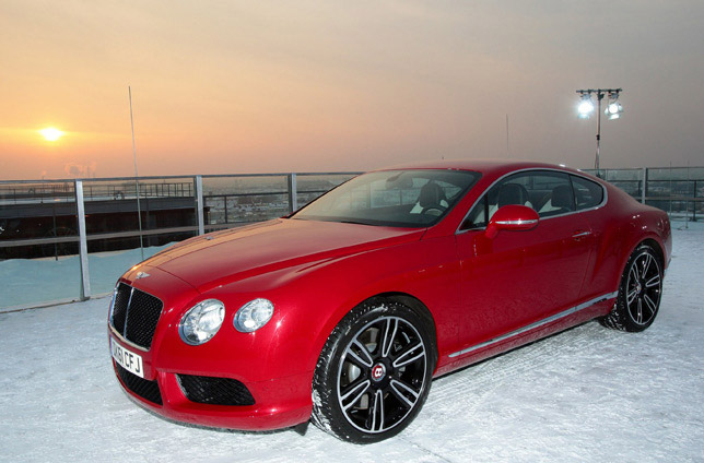 Bentley Continental GT V8 (2012)