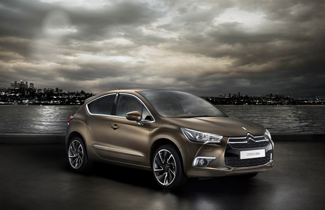 2012 Citroen DS4 Just Mat Limited Edition