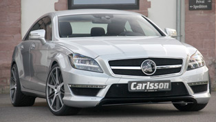 The Carlsson CK63 RS (CLS 63 AMG) at Geneva