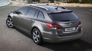 Cruze Station Wagon at Geneva