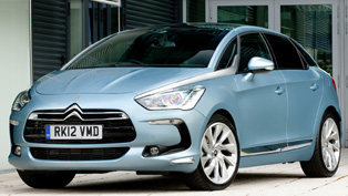 2012 Citroen DS5 - Price £22 400
