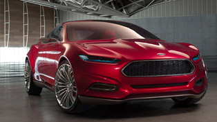 Ford Evos Concept includes future technology experience