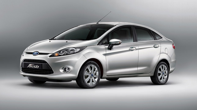 The All-new Ford Fiesta (Indian market)