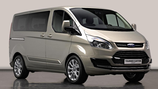 Ford Tourneo Custom Concept to debut at 2012 Geneva Motor Show
