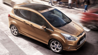 2012 Ford B-MAX features the new SYNC technology