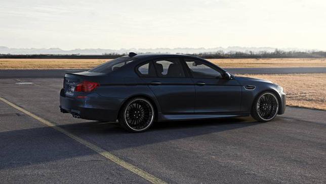 G-Power BMW M5 (2012)