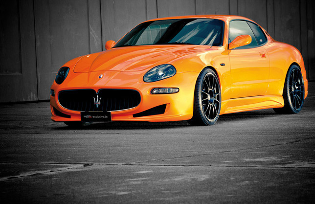 G&S Exclusive Maserati 4200 Evo