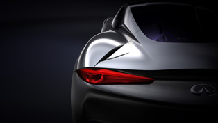 Infiniti Concept Name Revealed