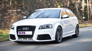 KW Variant 3+ & Clubsport for 2011 Audi RS3 Sportback