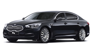 Kia with an All-new K9 Flagship Sedan in Korea