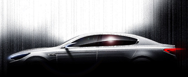 Kia's Flagship Sedan