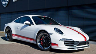LUMMA Design Porsche CLR 9 S to debut at 2012 Geneva Motor Show