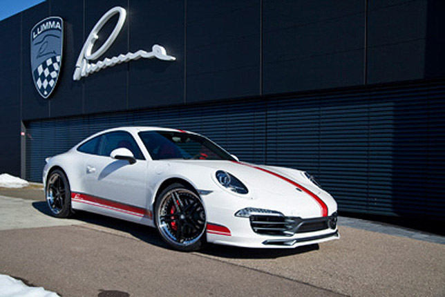 LUMMA Design Porsche CLR 9 S