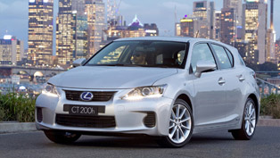 Lexus CT 200h is the safest small car according to Forbes