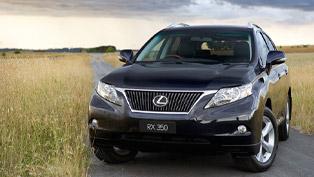Lexus wins three prestigious Intellichoice awards