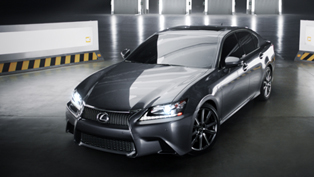 2013 Lexus GS Super Bowl Commercial [video]