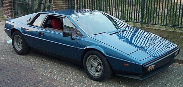 Lotus Esprit S2 (1978-1981)