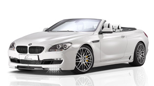 LUMMA Design BMW 650i