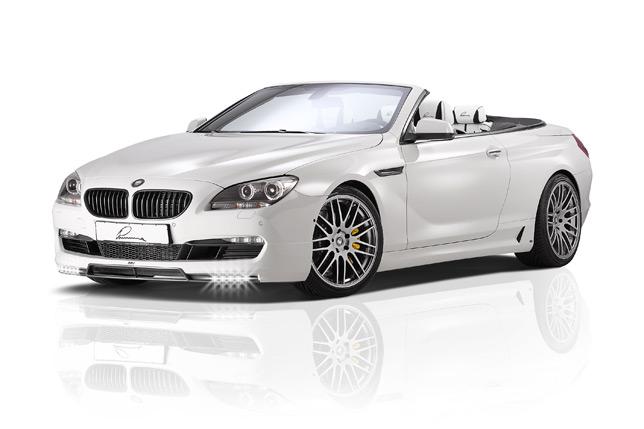 Lumma BMW 650i (CLR 600 GT)