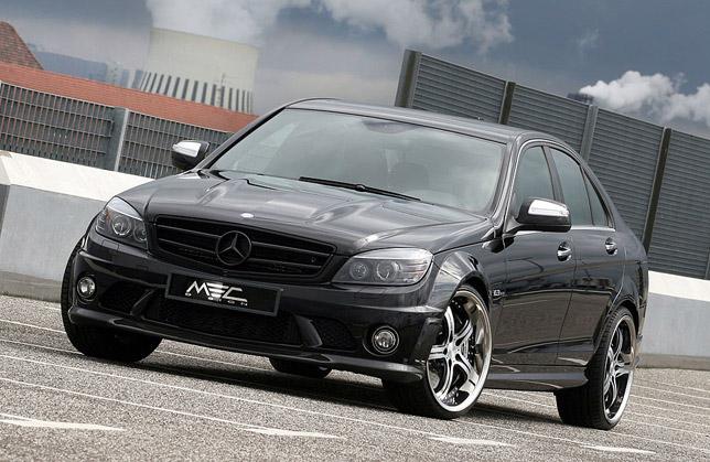 MEC AMG C63 Mercedes-Benz