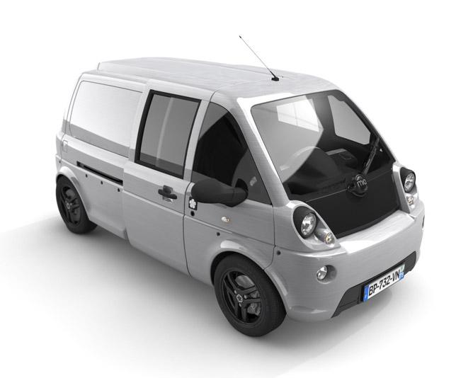 Mia Box Van