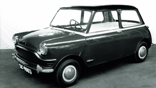 HISTORY ON WHEELS: MINI (Part 1)