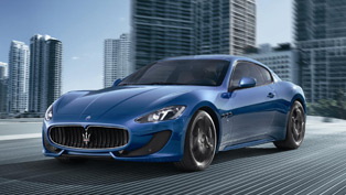 Maserati GranTurismo Sport Premiere at Geneva